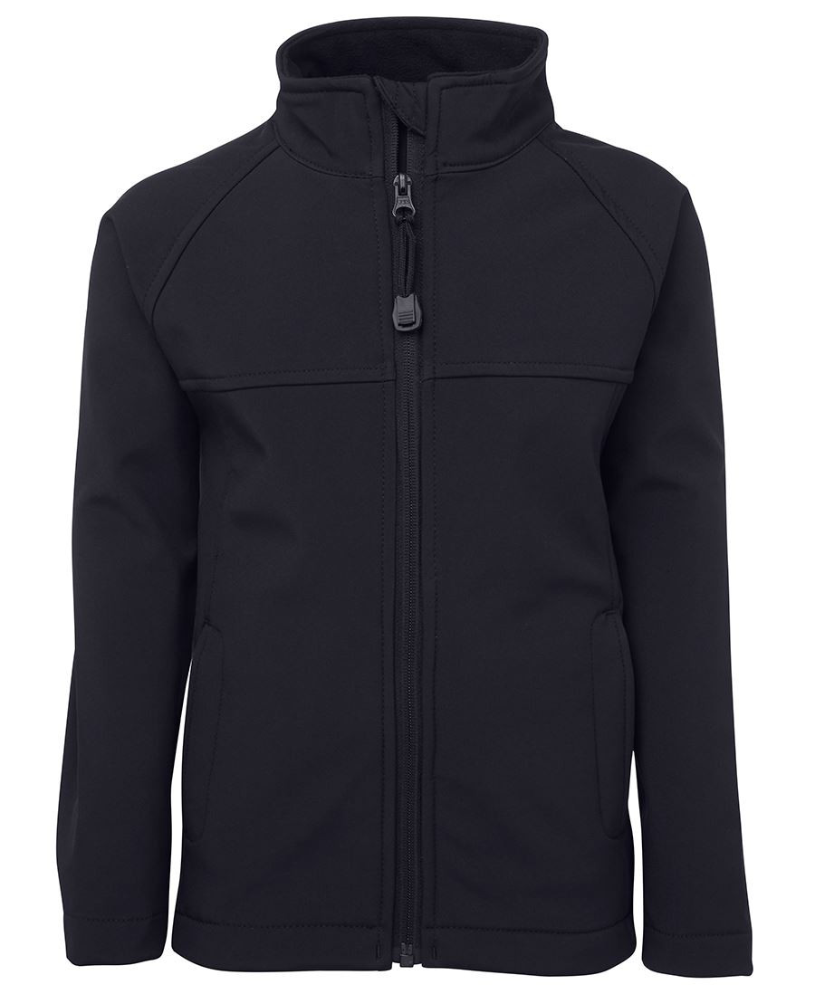 Mens Layer Soft Shell Jacket (Navy)