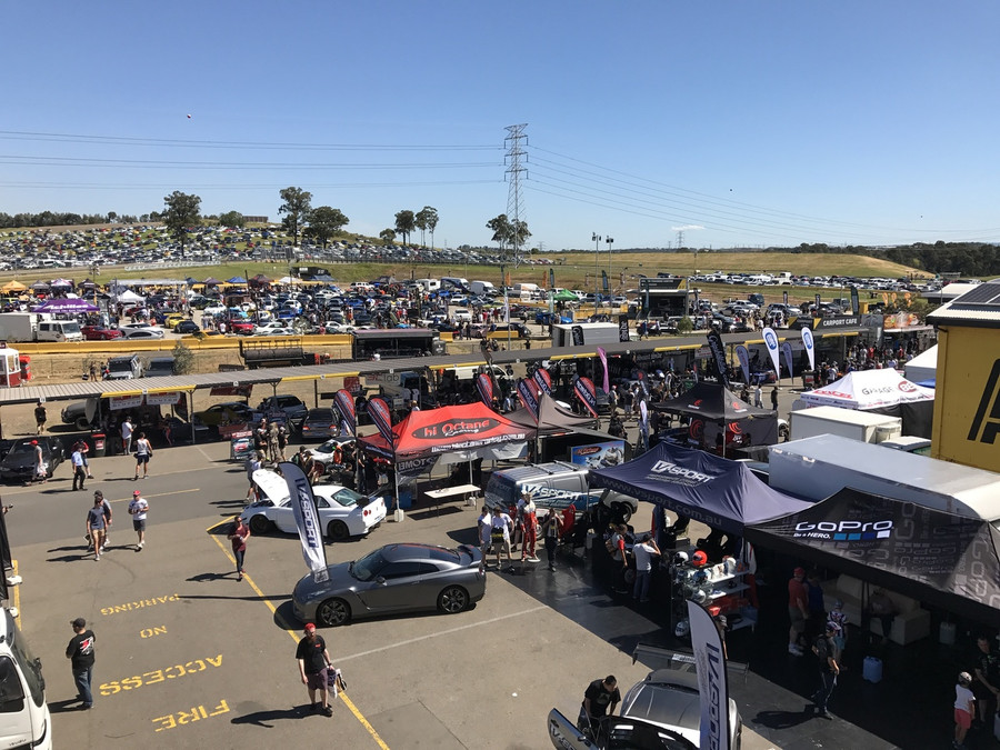 World Time Attack Sydney Motorsport Park