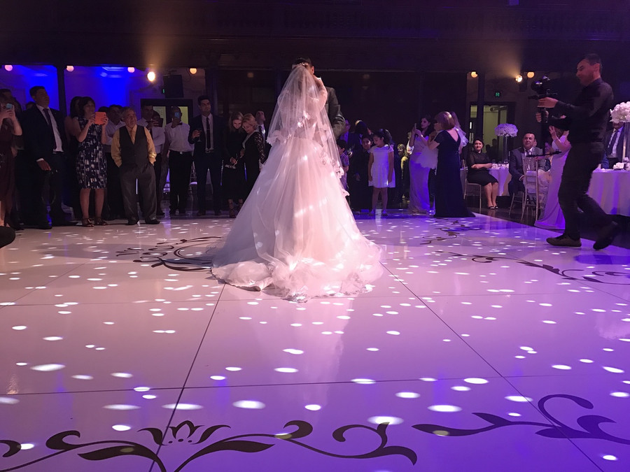 Wedding Floor Graphics