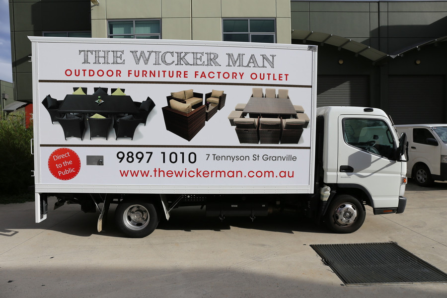 The Wickerman Truck