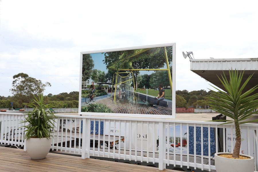 Display Centre Graphics