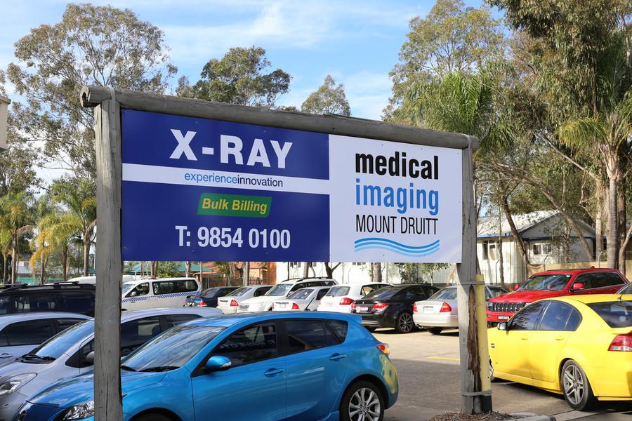 Medical Signage
