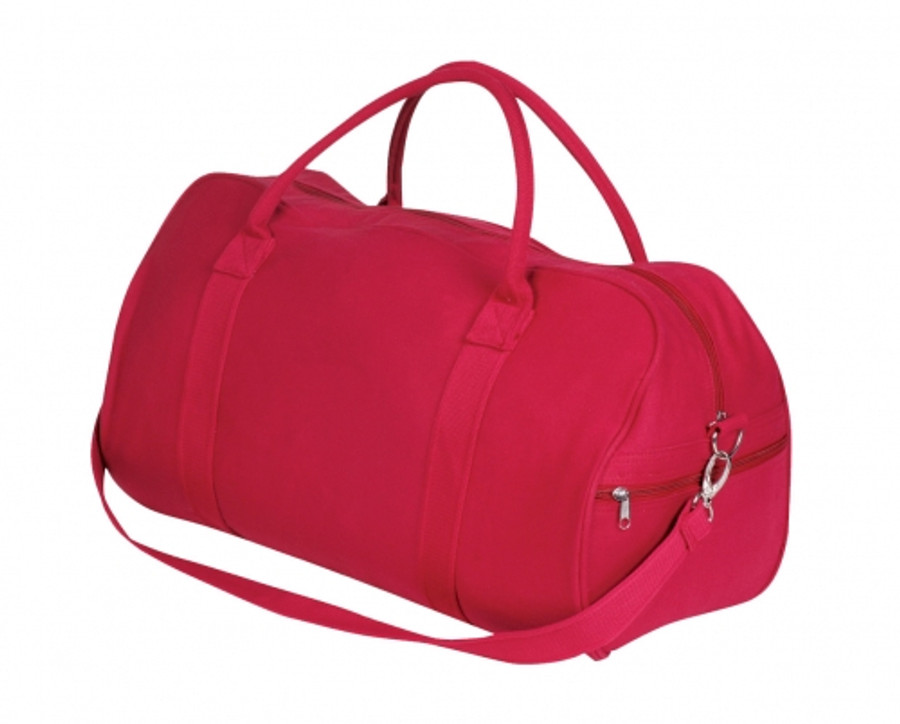 Sport Duffle Bag - Red