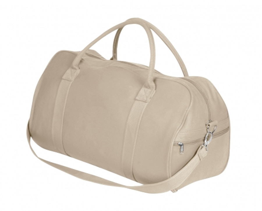 Sport Duffle Bag - Natural