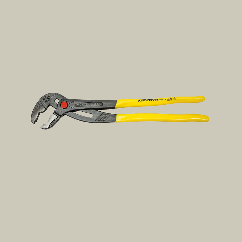 10'' Quick-Adjust Klaw Pump Pliers