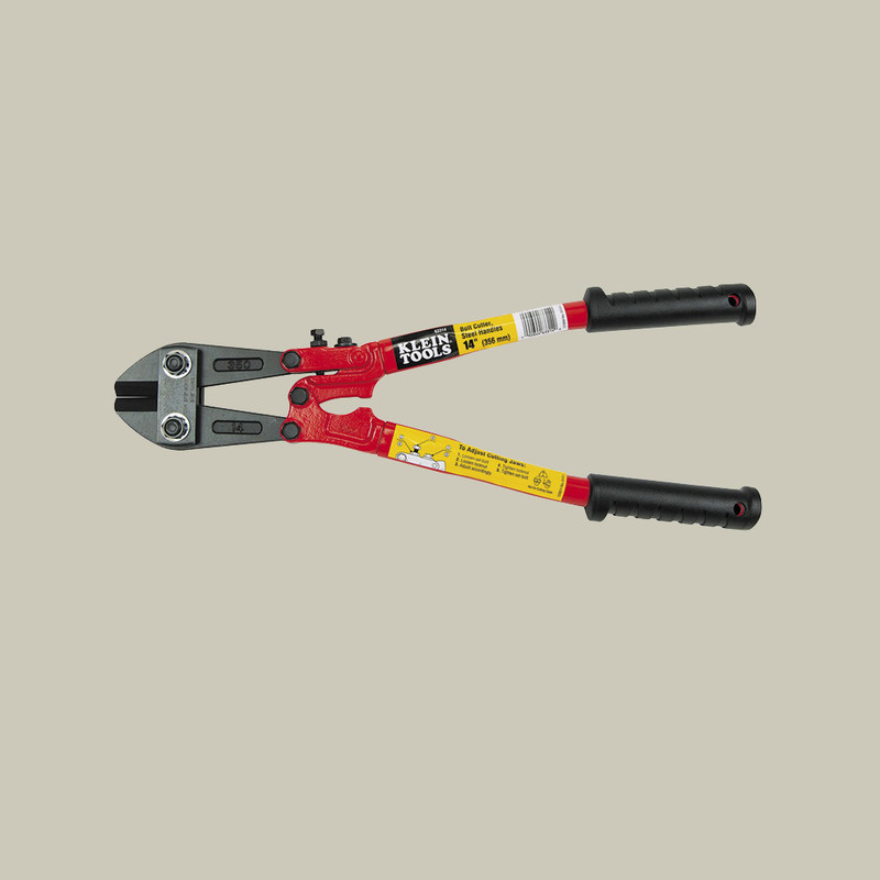 14'' Steel-Handle Bolt Cutter
