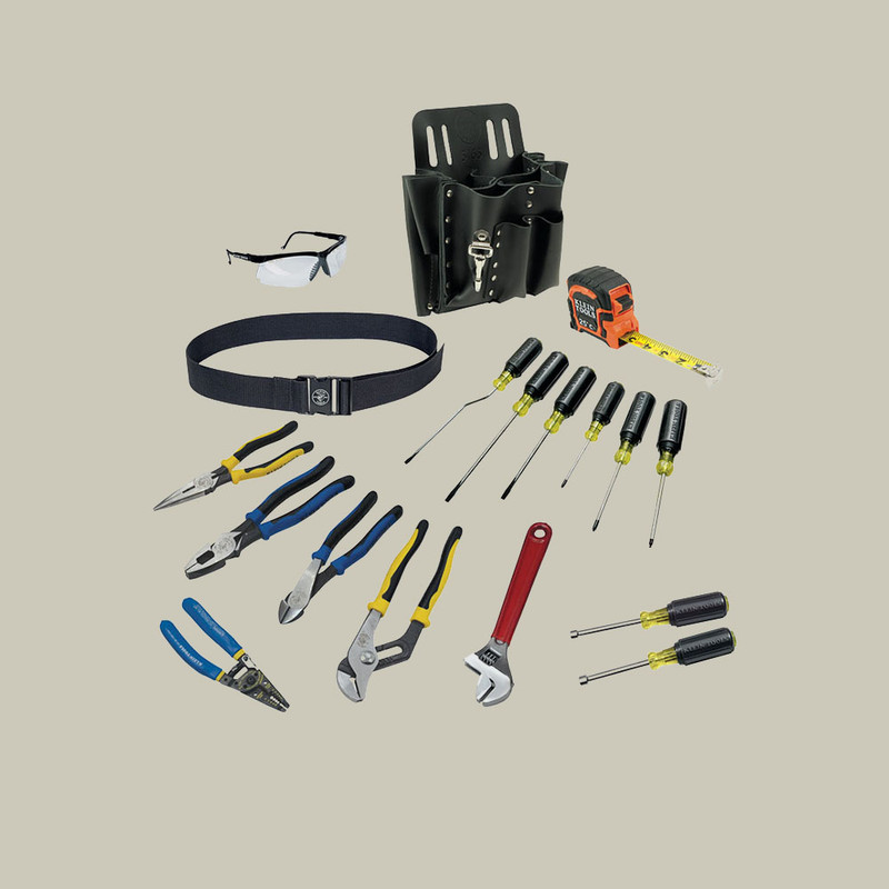 18 Piece Journeyman Tool Set