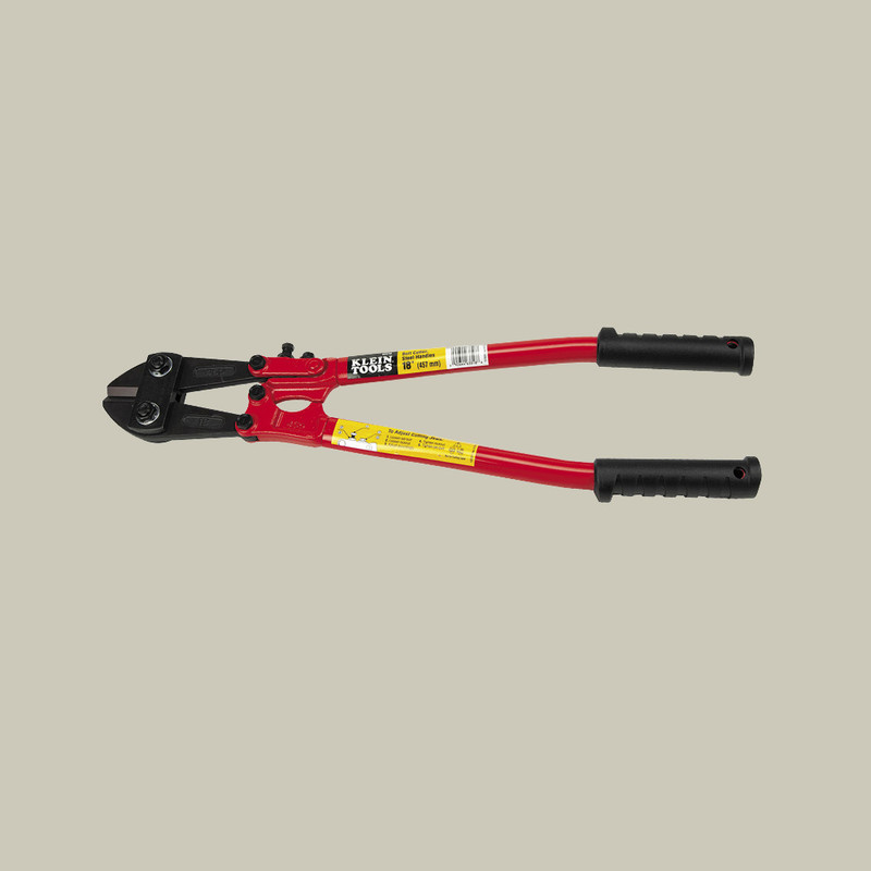 18'' Steel-Handle Bolt Cutter