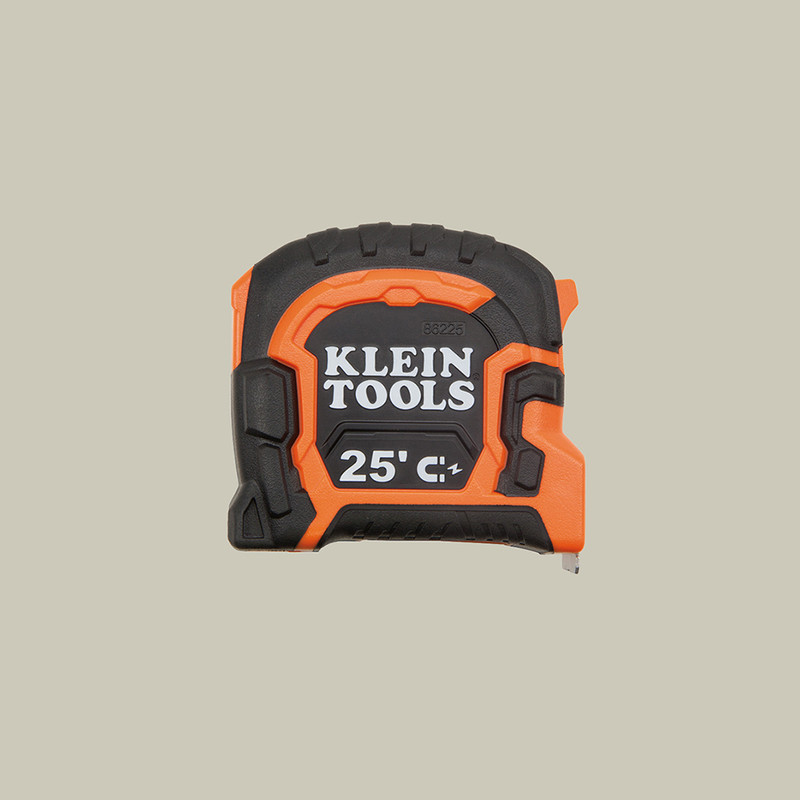 25' Double Hook Magnetic Tape Measure
