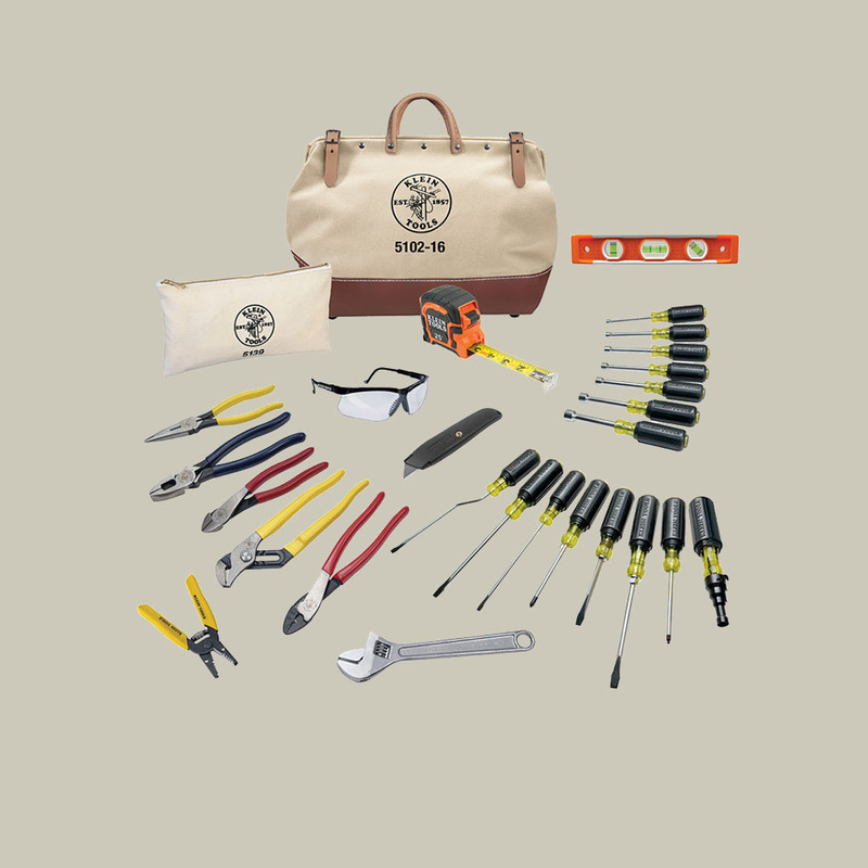 28 Piece Electrician Tool Set
