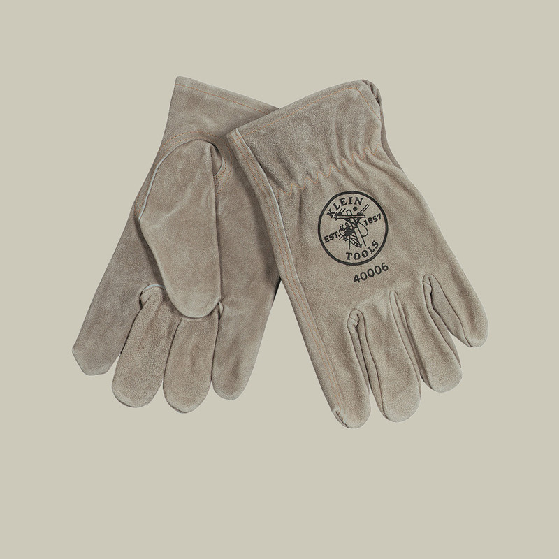 Cowhide Driver's Gloves