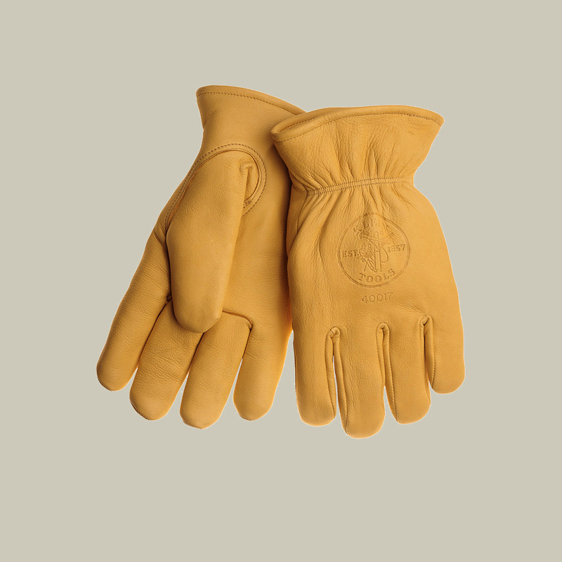 Cowhide Gloves with Thinsulate