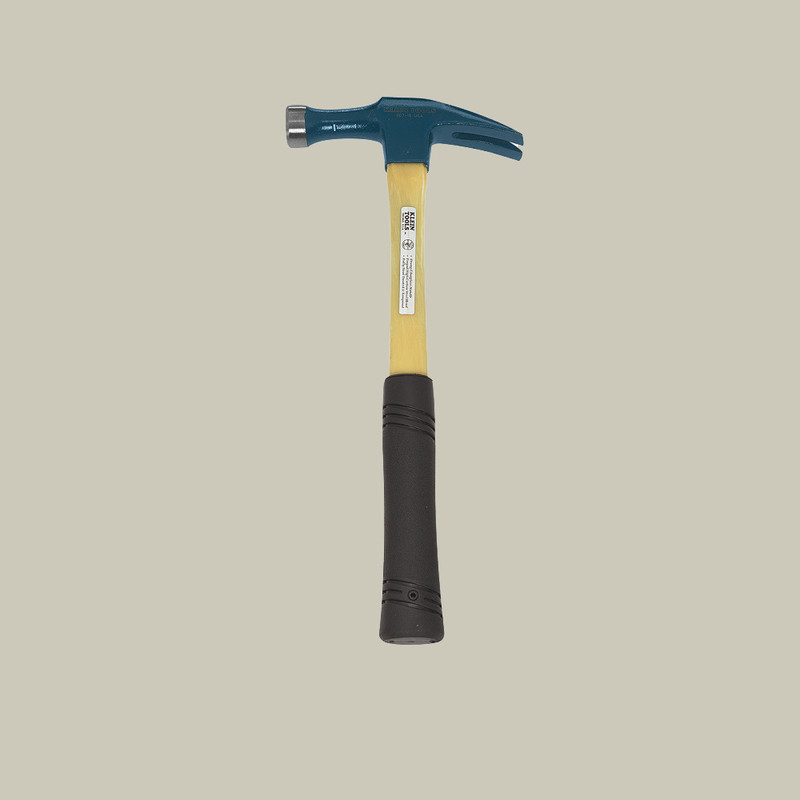 Electrician's Straight-Claw Hammer