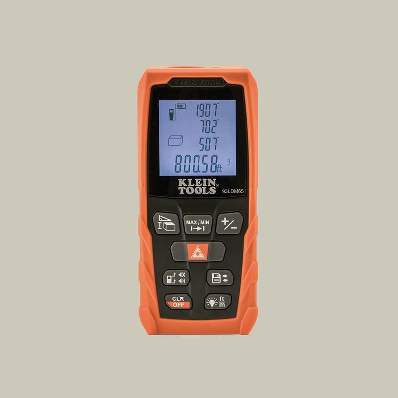 Laser Distance Measurer 65ft/20m