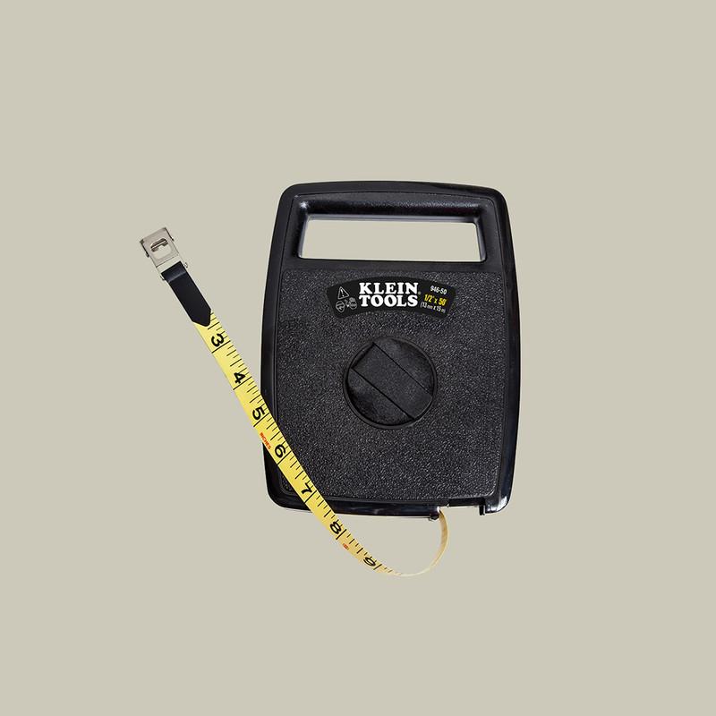 50' Woven Fiberglass Tape Case