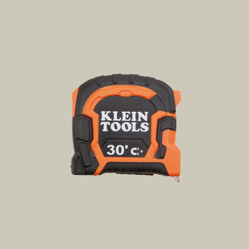 30' Double Hook Magnetic Tape Measure