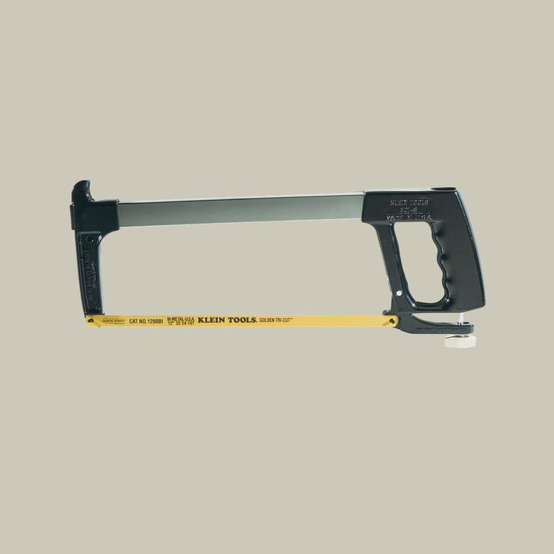 Dual Purpose Hacksaw 3-in-1 Blade