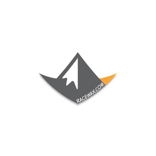 RaceWax.com Die-Cut Sticker