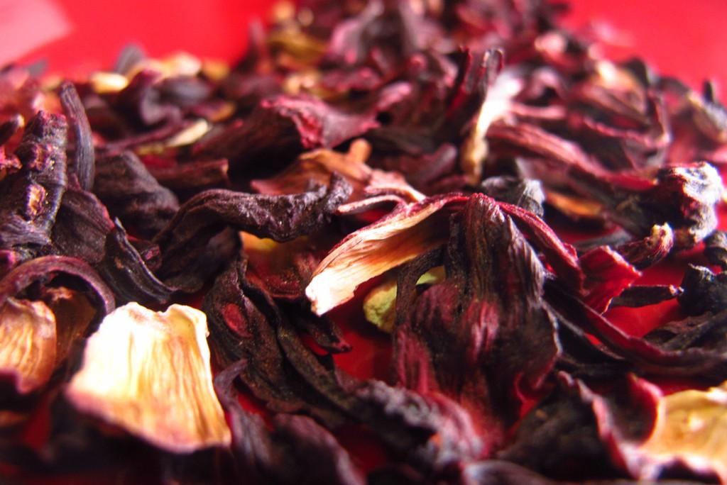 Juanitas Hibiscus tea