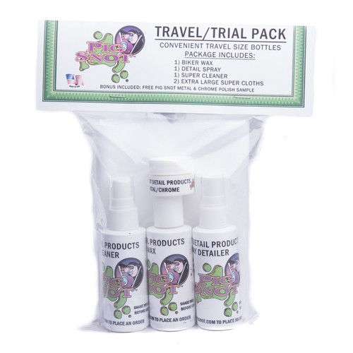 Pig Snot Travel/Trial Pack