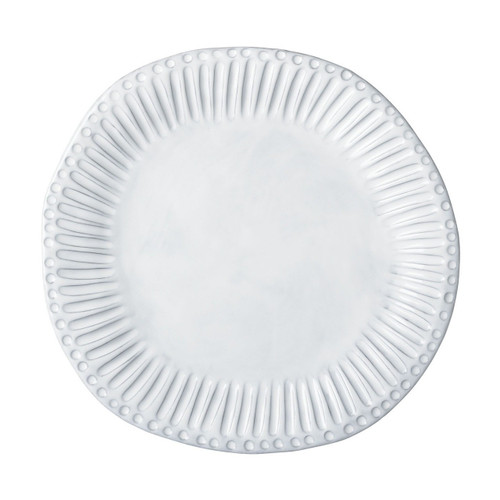 Mix and match the Incanto White Stripe Dinner Plate with other designs to create your own  sc 1 st  Plum Pudding & Vietri Incanto Ruffle American Dinner Plate