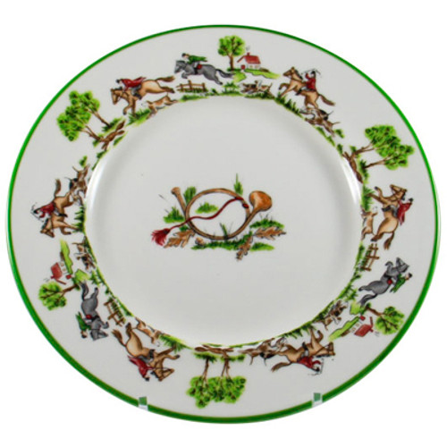 C.E. Corey The Chase Dinner Plate The Chase - beautiful dinnerware for everyday use. High  sc 1 st  Plum Pudding & C.E. Corey The Chase Dinner Plate
