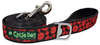 Cycle Dog ® Regular Width Space Dots Lead