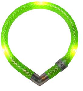 The Leuchtie MINI LED Dog Collar