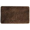 Mary Bathroom Rug, Luxury Soft Plush Shaggy Thick Fluffy Microfiber Bath Mat, Non-slip Rubber Back, Floor Mat Water Absorbent
