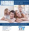 Linen Store Ultra Soft Hypoallergenic Microfiber Mattress Pad, Diamond Quilted Design, Twin, Full, Queen, King
