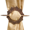 Set of 2 Eden Decorative Curtain Holdbacks, Tie-Backs