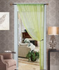 Thread String Curtain Panel, Fringe Panel Blind Room Divider - Lime