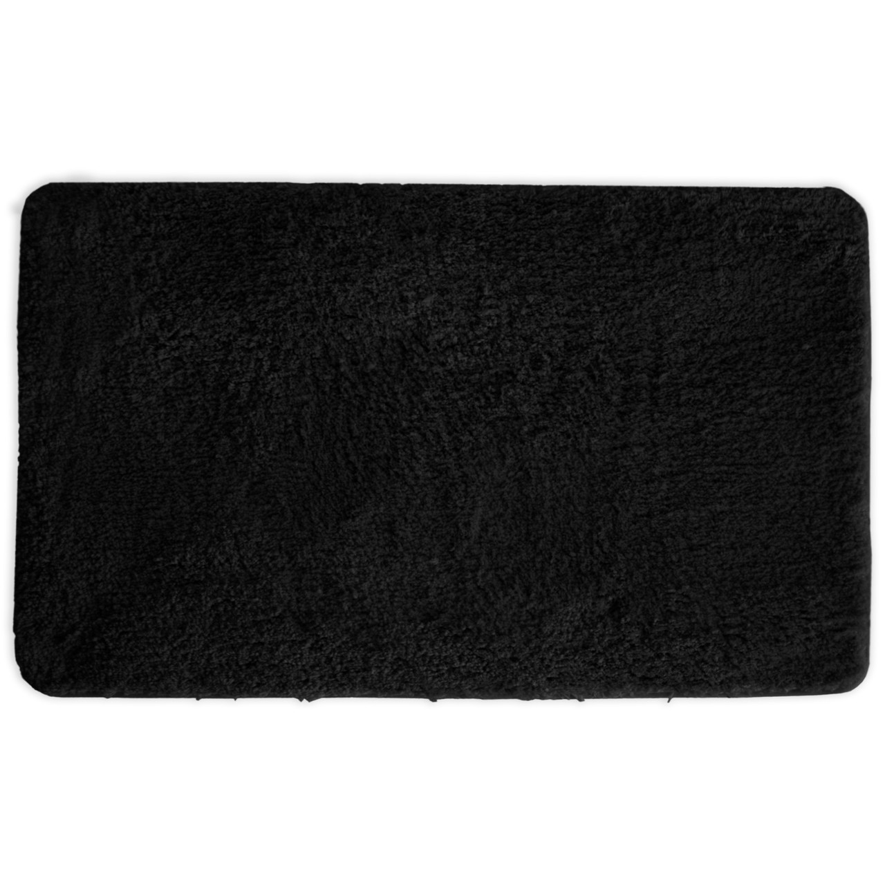 Mary Bathroom Rug, Luxury Soft Plush Shaggy Thick Fluffy Microfiber Bath  Mat, Non