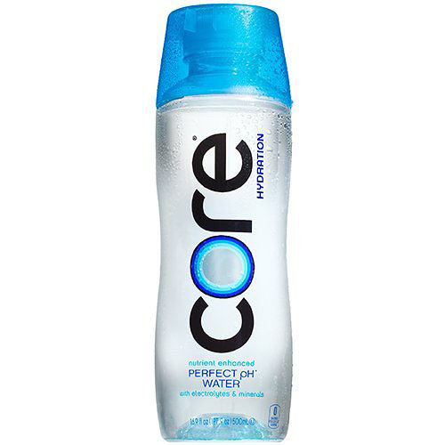 Core Hydration Nutrient Enhanced Water, 16.9 Oz  (4 x 6 Pack), 24 Bottles
