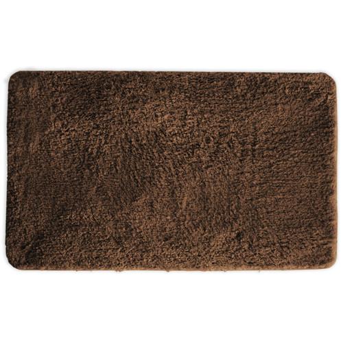 ... Mary Bathroom Rug, Luxury Soft Plush Shaggy Thick Fluffy Microfiber Bath  Mat, Non  ...