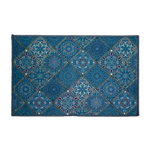 Kashi Home Hadley Egyptian Decor Accent Area Rug, Floor Mat