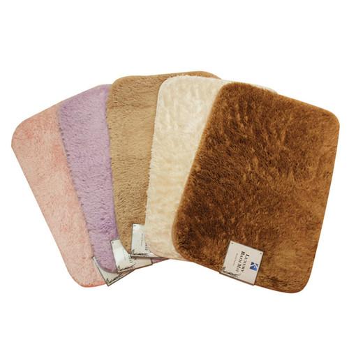 Fur Bath Mats