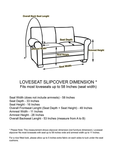 ... Linen Store Microsuede Slipcover, Furniture Protector Cover ...