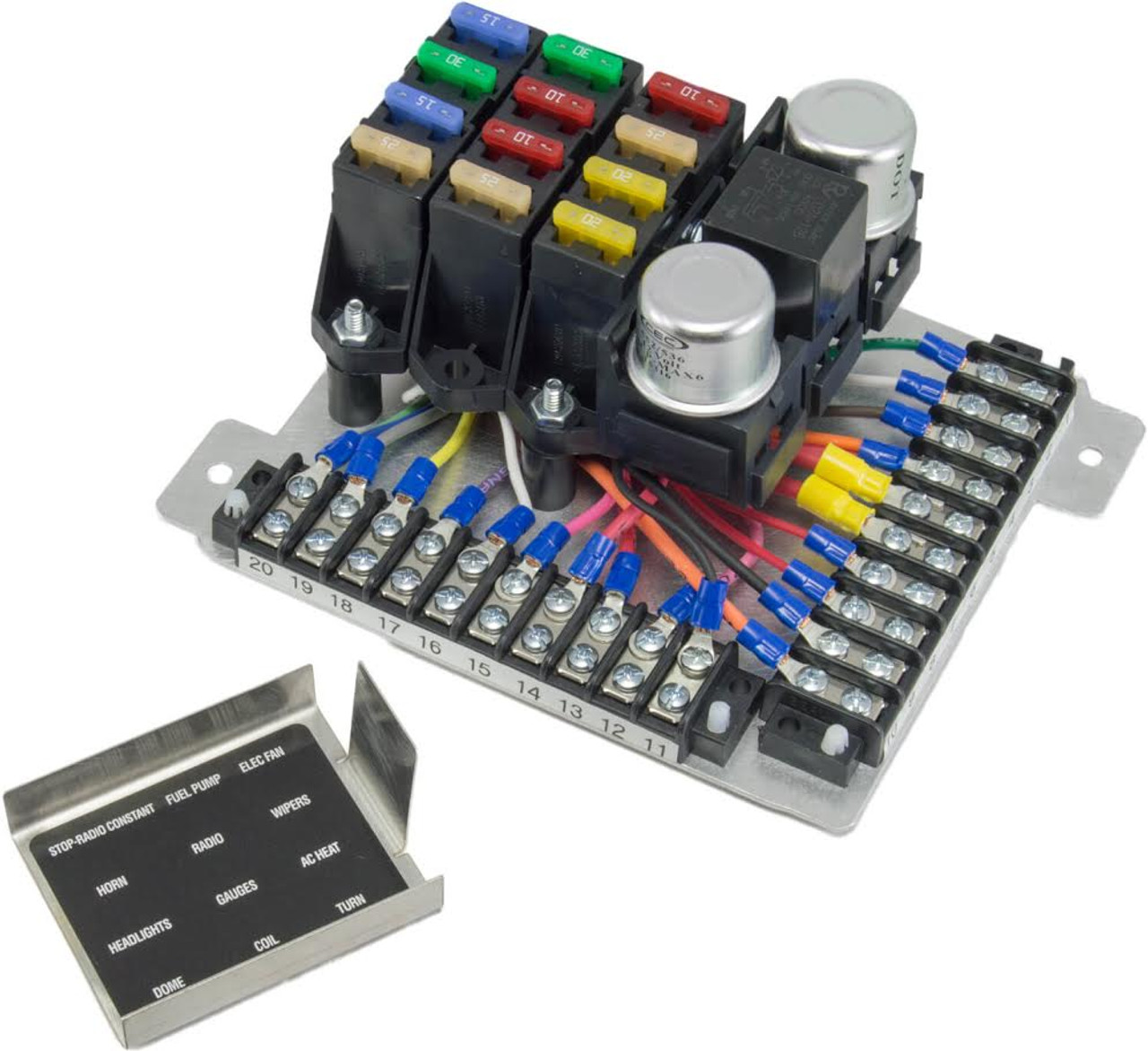 tr 1400 replacement fuse block kwikwire com electrify your ride rh kwikwire com