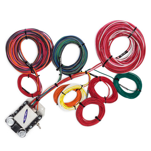wire harnesses complete wiring kits trunk mount harnesses rh kwikwire com Kwik Wire Quickwire Electric