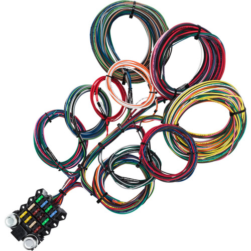 14 Circuit Wire Harness - KwikWire.com   Electrify Your Ride