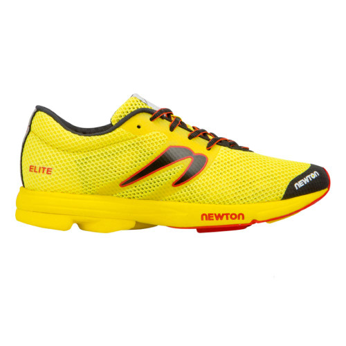 Newton Distance Elite Men Yellow/Red