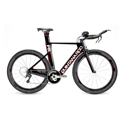 QR PRfive Ultegra 6800 Race Red/Black 2016