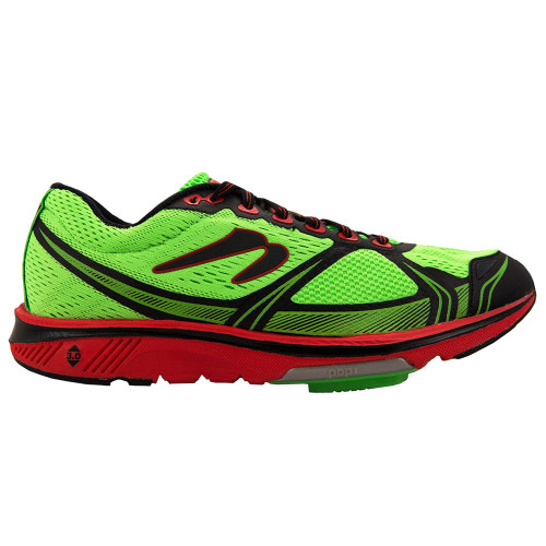 Newton Motion 7 Men Lime/Red