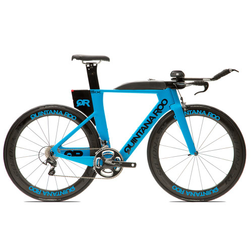 QR PRsixUltegra Di2 Race Electric Blue
