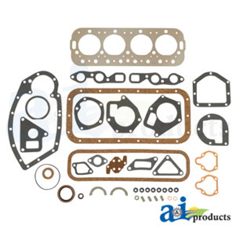 Engine gasket set SA,SC