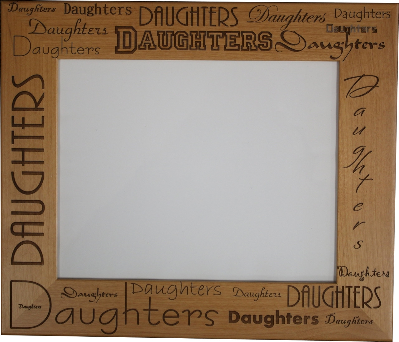 Create your own picture frame cin dees crafts daughters frame jeuxipadfo Choice Image