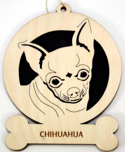 Dog Ornament - Chihuahua
