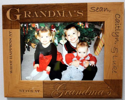 Grandma's Frame