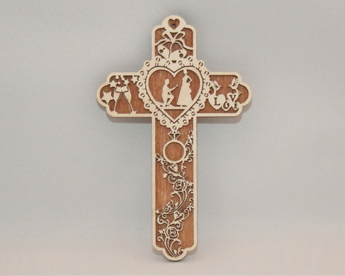 Engagement Cross